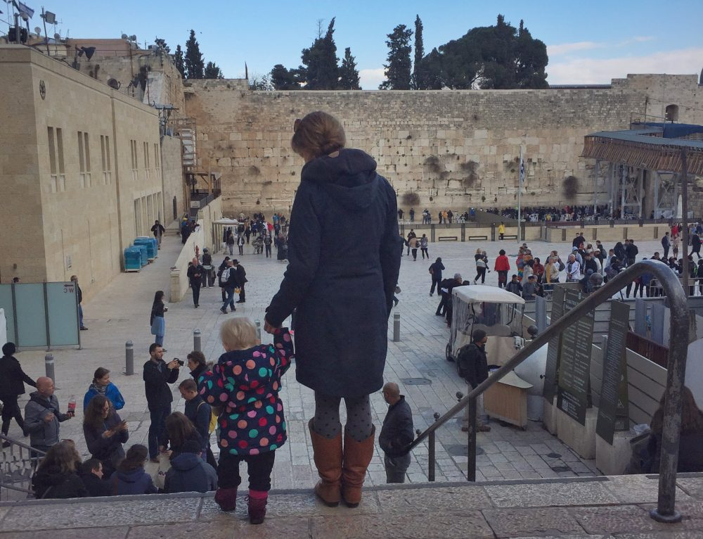 2 weeks Israel with a toddler